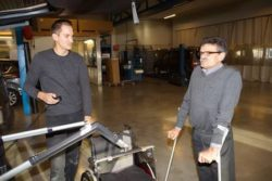 ACM Mobility, adaptation de véhicules pour les personnes handicapées
