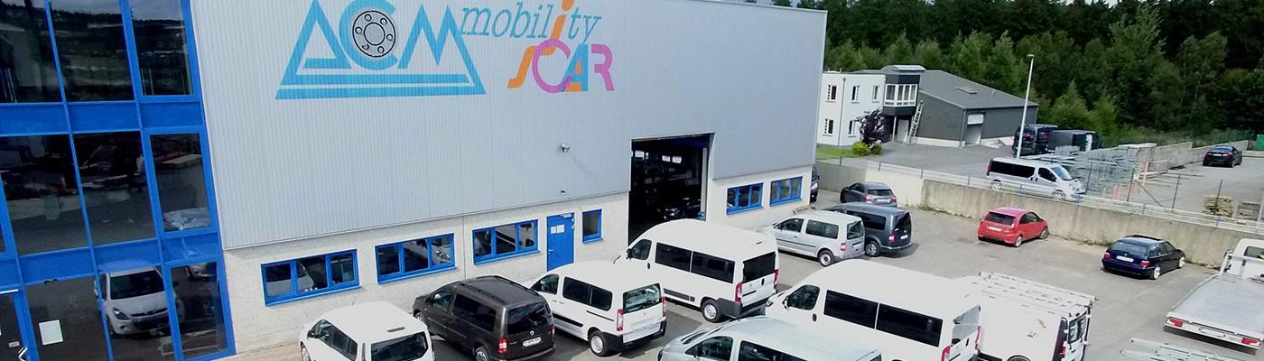 ACM Mobility adapte vos véhicules et voitures pour les PMR
