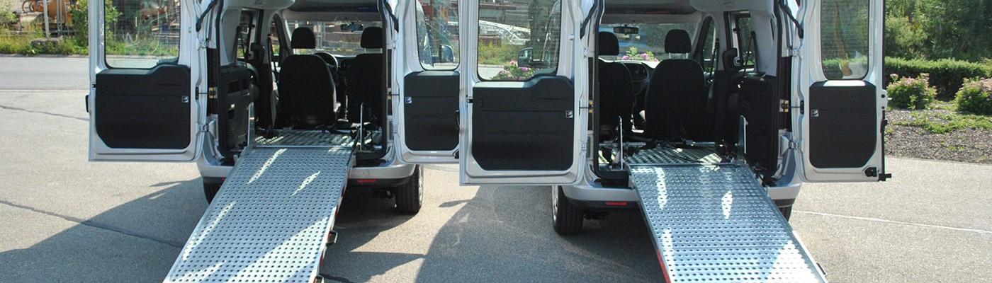Adaptation de véhicule pour les personnes handicapées en Belgique