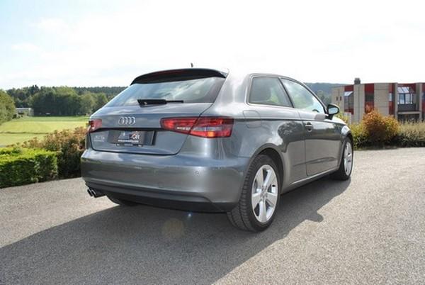 Audi A3 adaptée