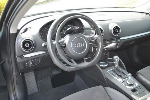 Adaptation du volant d'une Audi A3