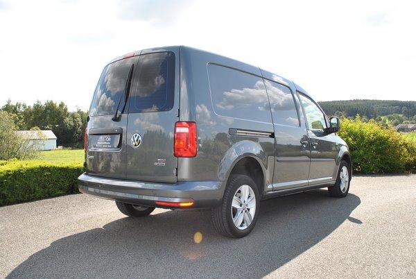 Volkswagen Caddy adapté