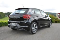 Adaptation d'une Volkswagen Polo