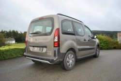 Citroen Berlingo adaptée