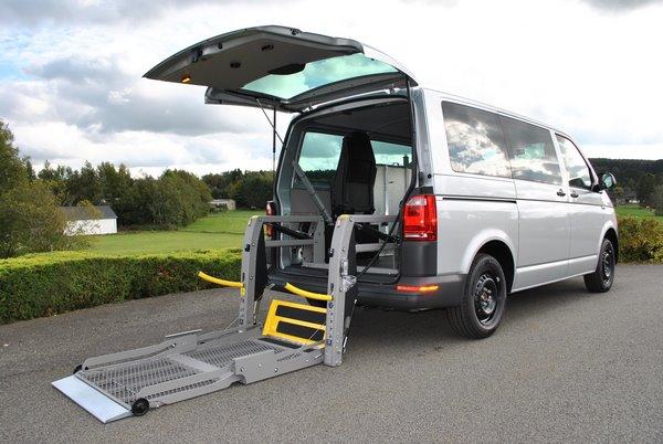 Lift Volkswagen T6