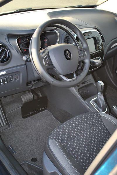 Adaptation véhicule Renault