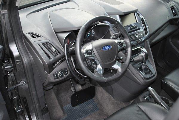 Adaptation véhicule Ford