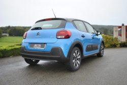 Citroën C3 adaptée