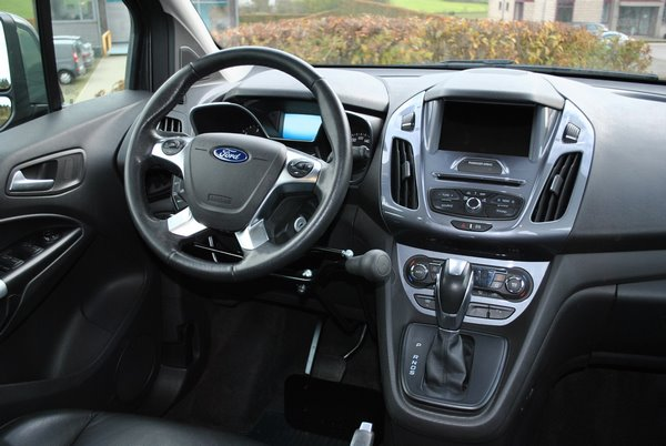 Intérieur adapté Ford Grand Tourneo