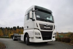 Adaptation camion Man TGX 18.430