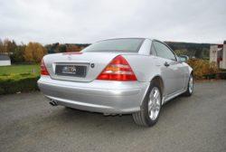 Adaptation véhicule Mercedes-Benz SLK