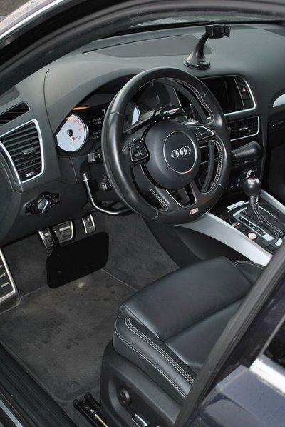 Adaptation d'un véhicule Audi A5