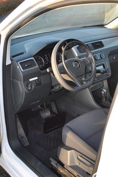 Adaptation véhicule VW Caddy
