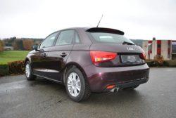 Adaptation d'une Audi A1