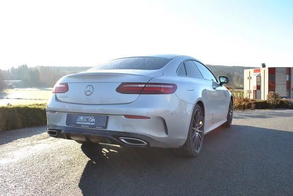 Adaptation d'une Mercedes Classe E