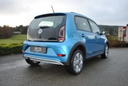 Volkswagen Cross Up adaptée