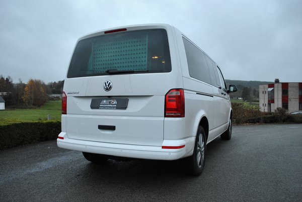 Adaptation véhicule VW T6 Multivan