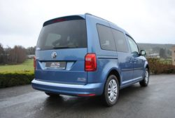 Adaptation d'une VW Caddy