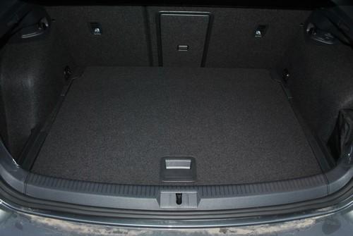 Coffre VW Golf adapté