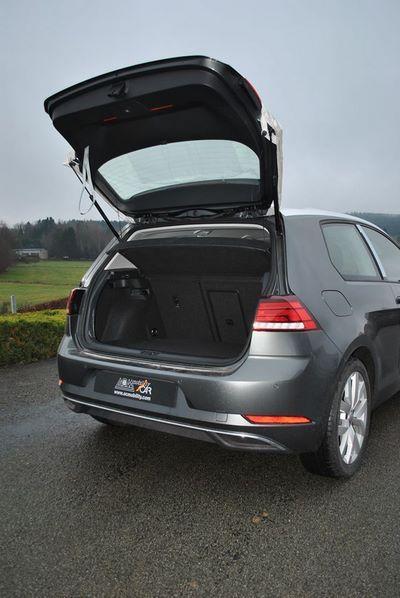 VW Golf adaptée pour paraplégique