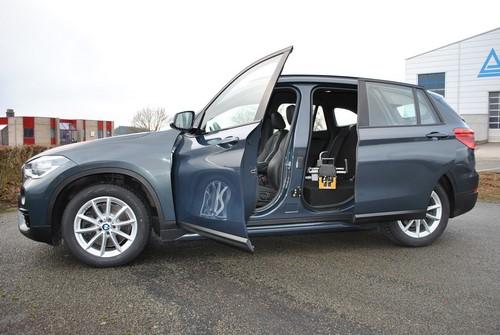 Adaptation BMW X1
