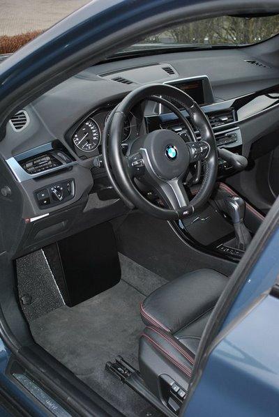 Adaptation d'un véhicule BMW X1