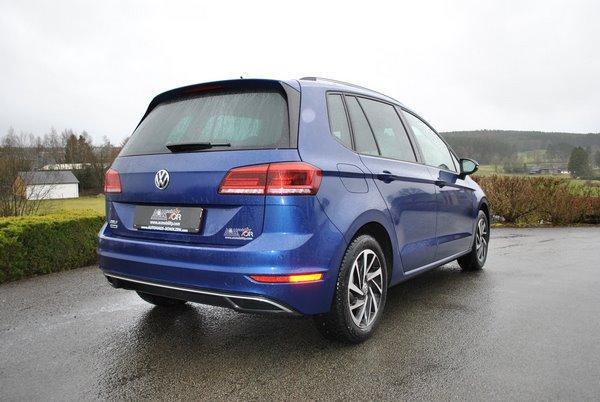 VW Sportsvan adapté