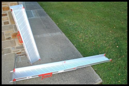 Rampes adaptées