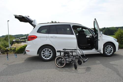 Combiné siège auto Carony