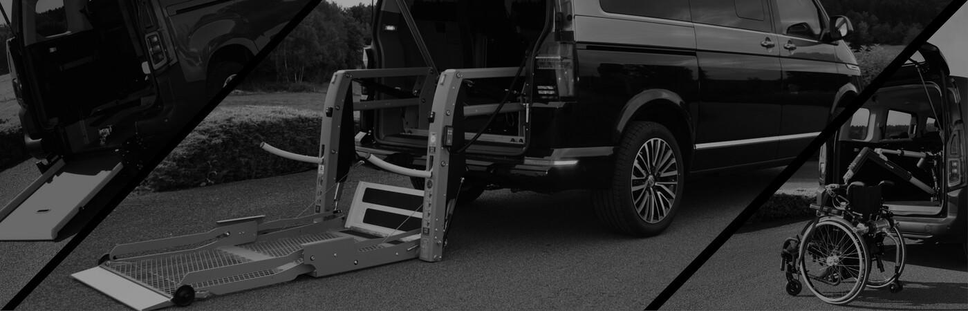ACM Mobility Car - Transfert de personnes à mobilité réduite