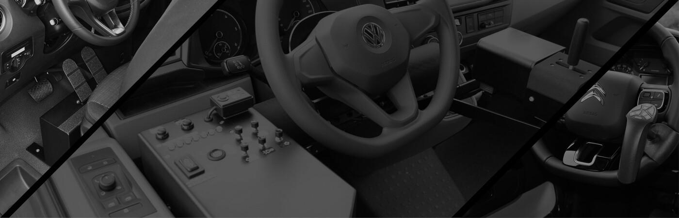 ACM Mobility Car - Adaptation de véhicules pour personnes à mobilité réduite