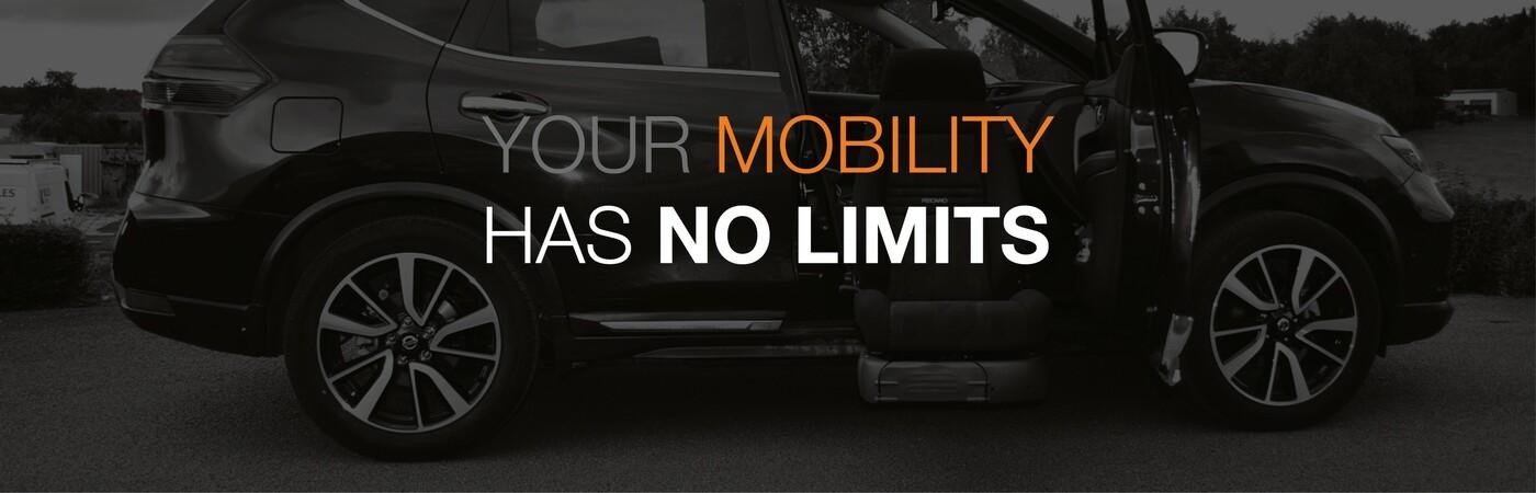 ACM Mobility Car - Adaptation de voitures pour personnes handicapées