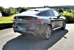 Adaptation BMW X4
