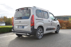 Adaptation d'une Citroen Berlingo XL