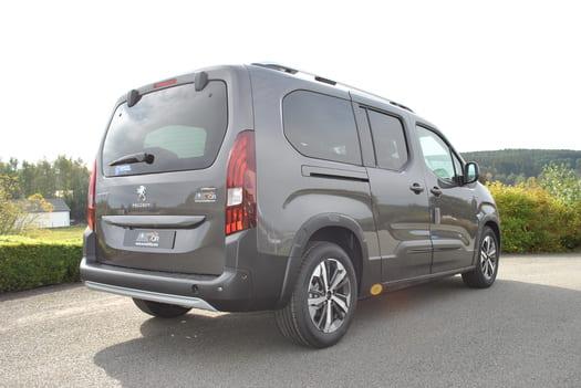 Adaptation Peugeot Rifter XL