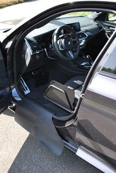 Adaptation véhicule BMW X4
