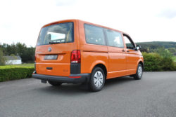Adaptation véhicule VW T6