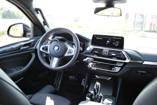 Adaptation volant BMW X4