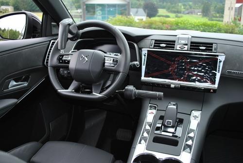Conduire son véhicule adapté - Combiné