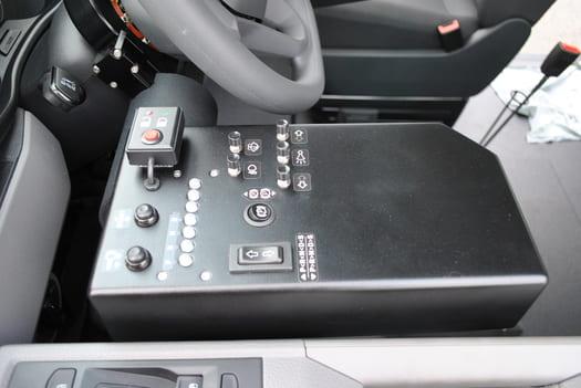 Tableau de bord pour une conduite adaptée