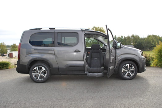 Siège sortant Peugeot Rifter XL