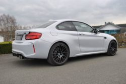 Adaptation BMW M2 Competition