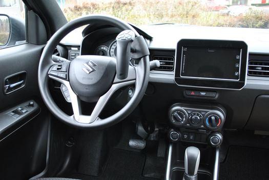 Adaptation Suzuki Ignis