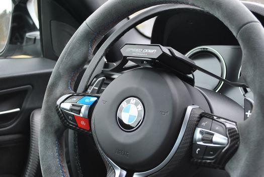 Adaptation du volant de la BMW M2
