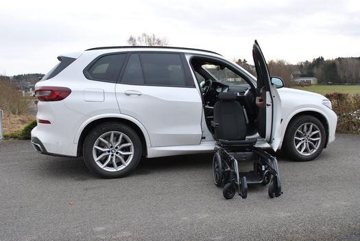 Transfert passager BMW X5