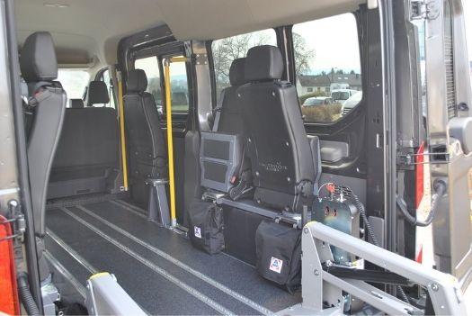 Ford Transit L3H3 - Transport collectif