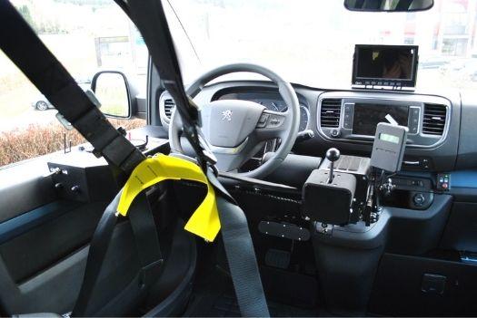 Harnais de maintien - Peugeot Traveller