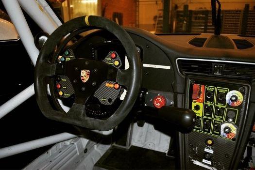 Levier d'embrayage de la Porsche pour conduite paraplégie