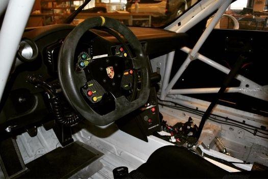 Levier de frein - Porsche 991 GT3 CUP