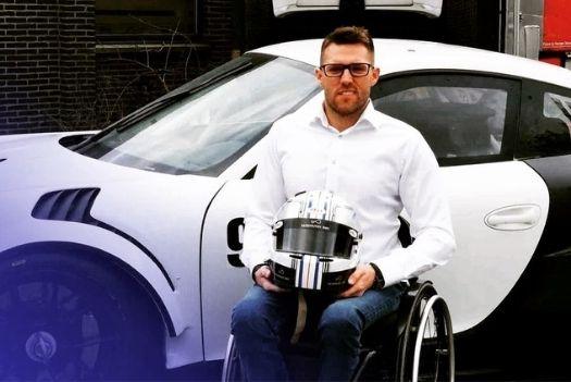 Nigel Bailly - Pilote Porsche 991 GT3 CUP